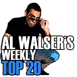 Al Walser's Weekly Top 20 - may 27th 2012