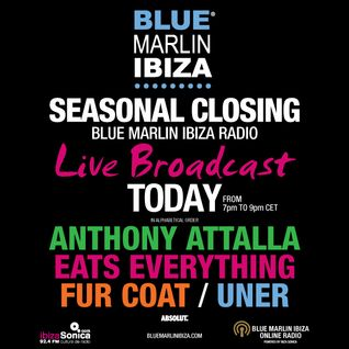 ANTHONY ATTALA - LIVE FROM BLUE MARLIN IBIZA SEASONAL CLOSING 2015 - 04TH OCTOBER