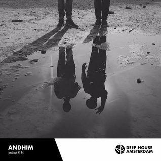Andhim - Deep House Amsterdam Mixtape 194 - 03-Mar-2016