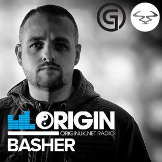 BASHER - ORIGIN.NET GUEST MIX - AUGUST - 2016