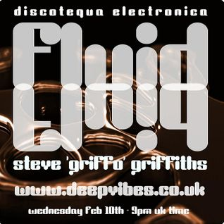 FLUID - FEB 10 2016 - STEVE GRIFFO AKA THE FLOW MECHANIK - DEEP VIBES RADIO