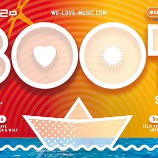 Stefan Senk - Live at Palazzo Bingen After Boot Party 2014-05-31