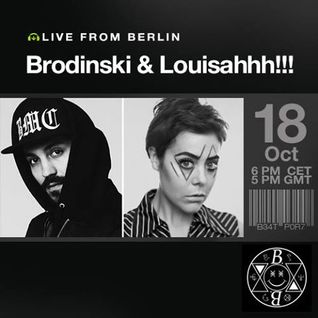 Louisahhh!!! @ Beatport Berlin (2013.10.18 - Germany)