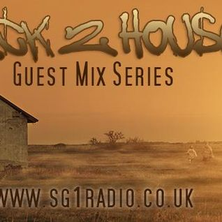 Back 2 House 6 / Guest Mix 2 with Paris Cesvette and DJ Bones on SG1 Radio 30 - 03 - 2015