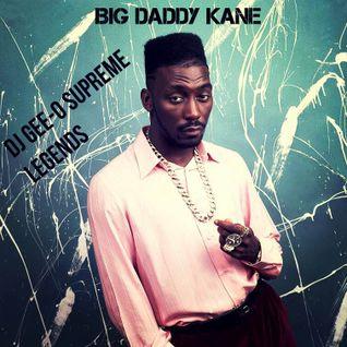 Gee-O Legends: Big Daddy Kane