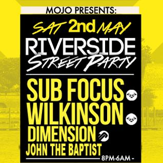 Mojo's Riverside Street Party!