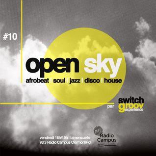 Open Sky #10 | Dam-Funk, Jackie & Roy, Psychemagik, Hailu Mergia, Franco...