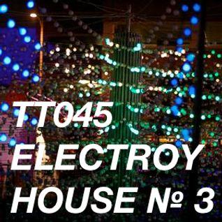 TT045 - ElecTroy House № 3  / 2012-04-06 / 26:36 / 320 Kbps