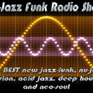 Nu-Jazz Funk Radio Show Podcast 1-37; March 3rd, 2013