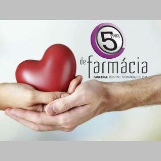 5 Minutos de Farmácia - 30Set - Rastreio de Risco Cardiovascular - Alexandra Marcos (4:36)