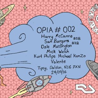 Mick Welch - Opia Podcast 001