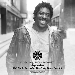 Bryan Gee Full Cycle Records Special - 16th September 2016