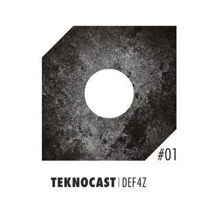 Teknocast #01