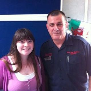 Ffion Williams' interview with Terry Williams - Tips on Fire Safety