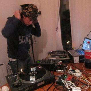 DJ DANI SESION HARDTEK / TRIBE 2012