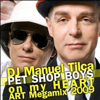 Manuel Tilca - In The Mix ep165 (Pet Shop Boys vs Manuel Tilca) 2009-03-23