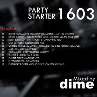 Party Starter 1603