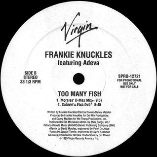tORu S. classic House set@Marmalade July 8 1995 (2) ft.Frankie Knuckles, David Morales & Dj Pierre