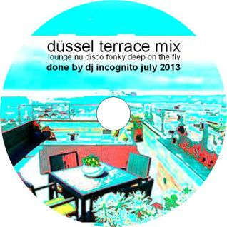 Incognito`s Terrace Mix July 2013