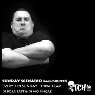 TheSundayScenario - Mo Fingaz - MainSqueeze - ITCHFM - Sept2014