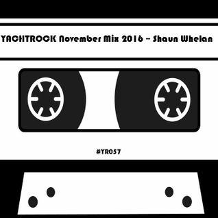 November Mix 2016 - Shaun Whelan