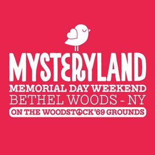 Goldfish - Live @ Mysteryland USA 2015 (Bethel Woods, NY) - 23.05.2015