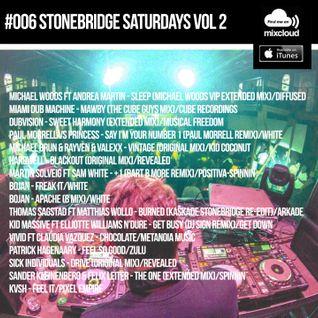 #006 StoneBridge Saturdays Vol 2