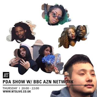 PDA w/ Mischa Mafia, Siobhan Bell, Larry B, Crackstevens & BBC AZN Network - 28th April 2016