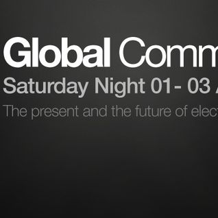 Global Communication 16/06/13 - Michael C + Phill.Me Guest Mix