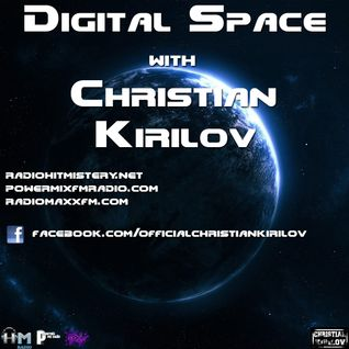 Digital Space Episode 034 with Christian Kirilov