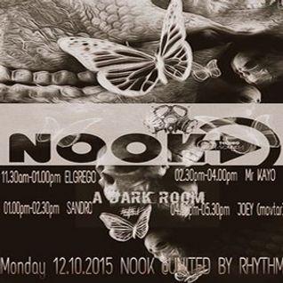 El Grego @ Nook - 2015 10 12