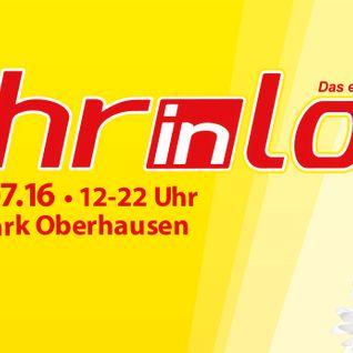 Felix Krocher - Live @ Ruhr In Love 2016 - 02.07.2016