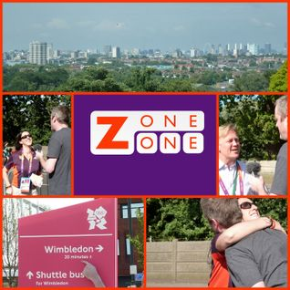 Matthew Layton - ZoneOneRadio - #CommunityProfile London 2012 Olympics at Wimbledon