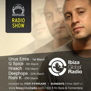 DeepClass Radio Show / Ibiza Global Radio / Guest Mix by Deephope