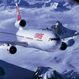 Daniel Mitrea press Swiss Airlines Session (Airplane Mix)