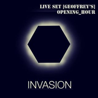 Invasion - Iced Monkey Live Set (Geoffrey's Royal Orchid, Opening_Hour 10.07.2015)