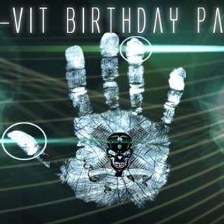 Leo-Vit  BirthDay Party @Saint Germain Music Club - Madrid/España (hardtek - tribecore) 2012