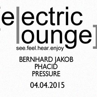 "Bernhard Jakob - ""Electric Lounge"" Luna Lounge-Kaufbeuren, 04.04.2015 (01:00 - 03:00 Uhr)"