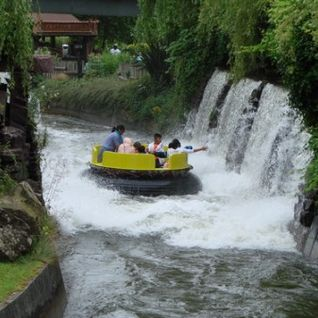 Rubber Dinghy Rapids