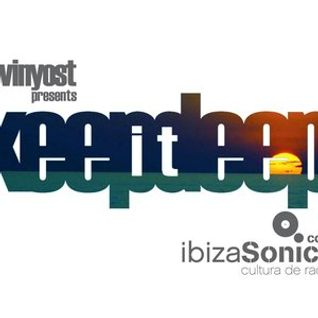 *Keep it Deep Radio Show Podcast-(kevinyost)*