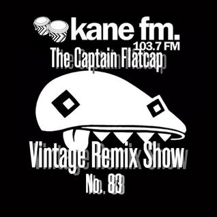 KFMP: Vintage Remix Show - Show 83 -09-08-2016