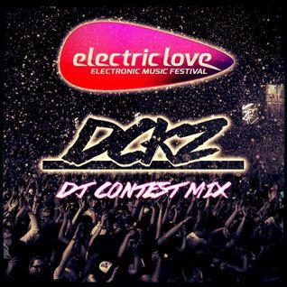 DCKZ - Electric Love Festival 2014 (DJ CONTEST MIX)