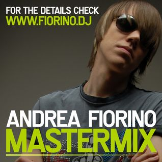 Andrea Fiorino Mastermix #392 (The Best Of 2014)