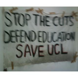UCL Occupation Coverage - Matthew Beaumont