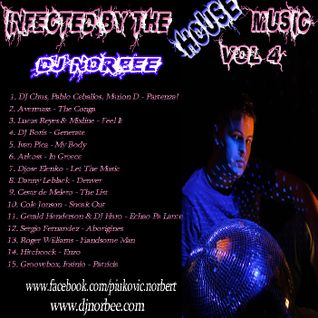 dj.NorBee Infected by the HOUSE music 4