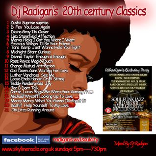 20Th Century Classics free cd giving away at my birthday party
