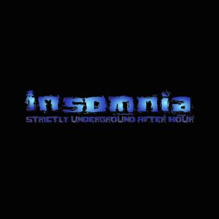 INSOMNIA AFTER HOURS mixed by Deejay Julião - October 2013