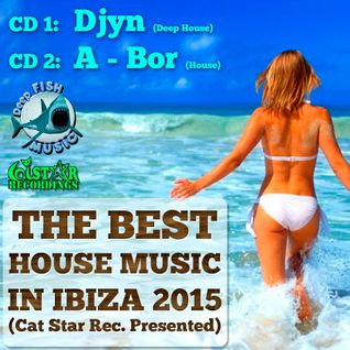 Djyn - THE BEST HOUSE MUSIC IN IBIZA 2015 (Cat Star Rec. Presented)