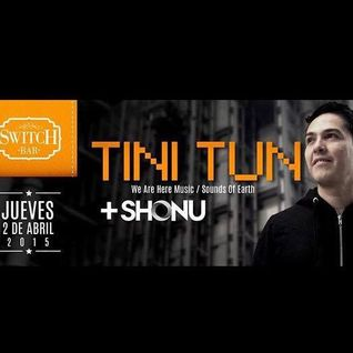 Tini Tun @ Switch Bar, Mexico City Thursday April 2nd, 2015