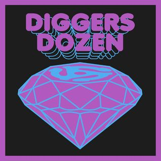 Jaypatski - Diggers Dozen Live Sessions (May 2016 London)